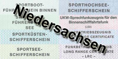 Bootsführerschein Niedersachsen